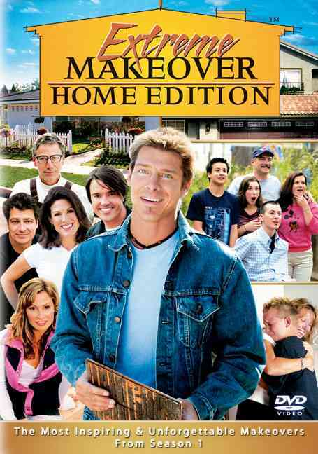 EXTREME MAKEOVER:HOME EDITION BY EXTREME MAKEOVER (DVD)